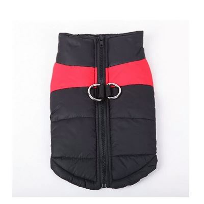 Outdoor Pets Clothes Fall Winter Vest Cotton Dog Ski Equipment