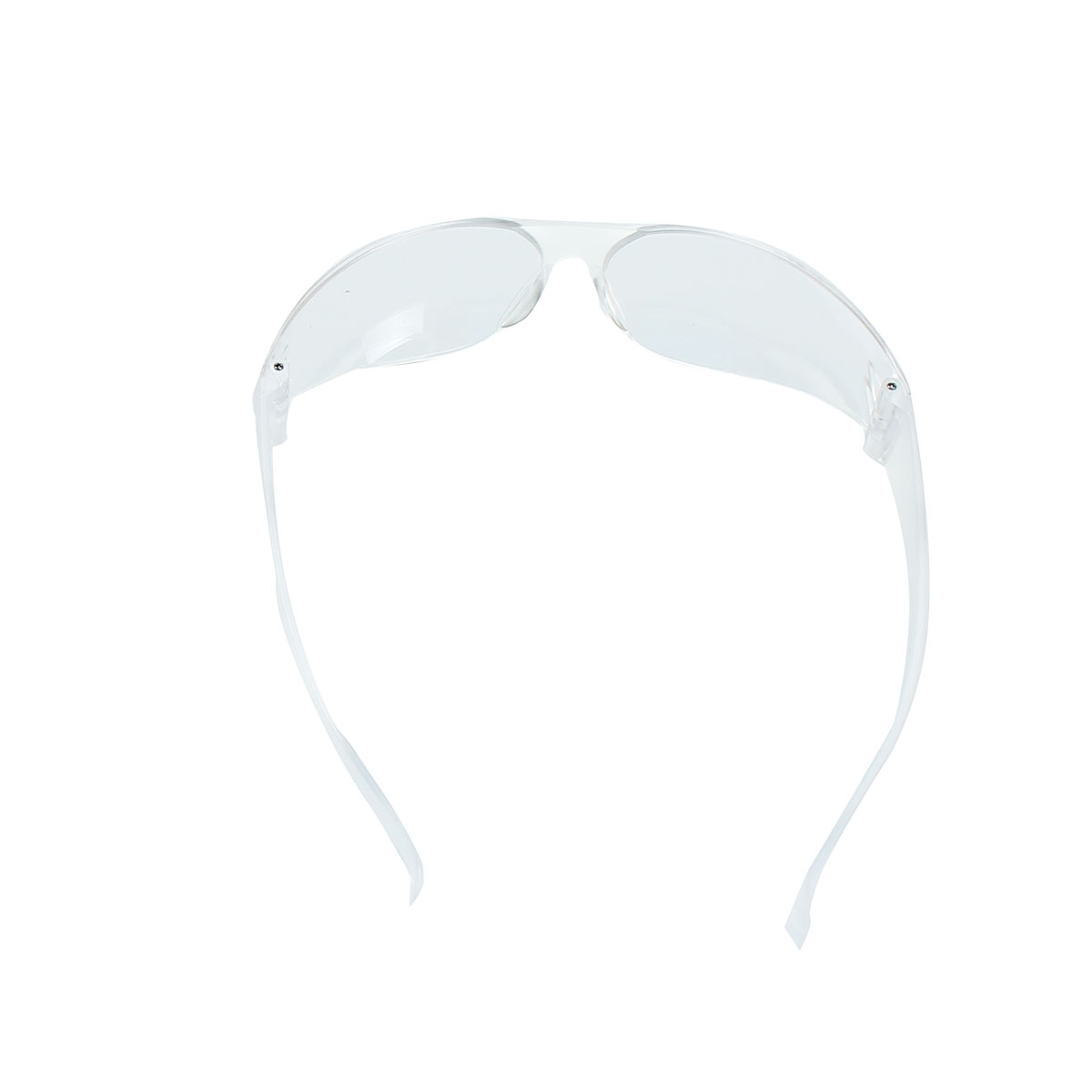 Safety Glasses Spectacles Lab Eye Protection Protective Eyewear Clear Lens