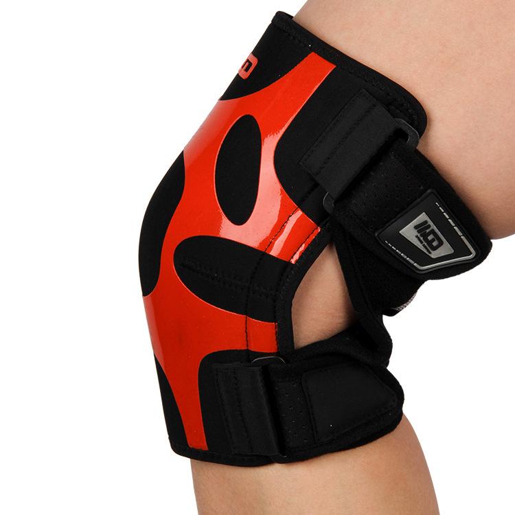 Sports Skating Knee Support Kneepad Shinguard Leg Protector Thickened Anti-Collision Pad