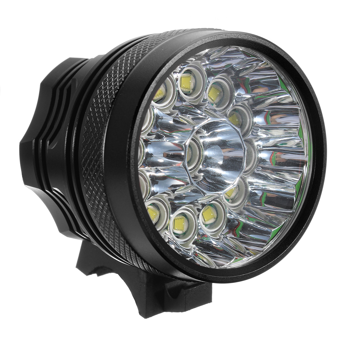 BIKIGHT 4200LM T6 13 LED Bike Front Light Bicycle HeadLight Headlamp Waterproof Set