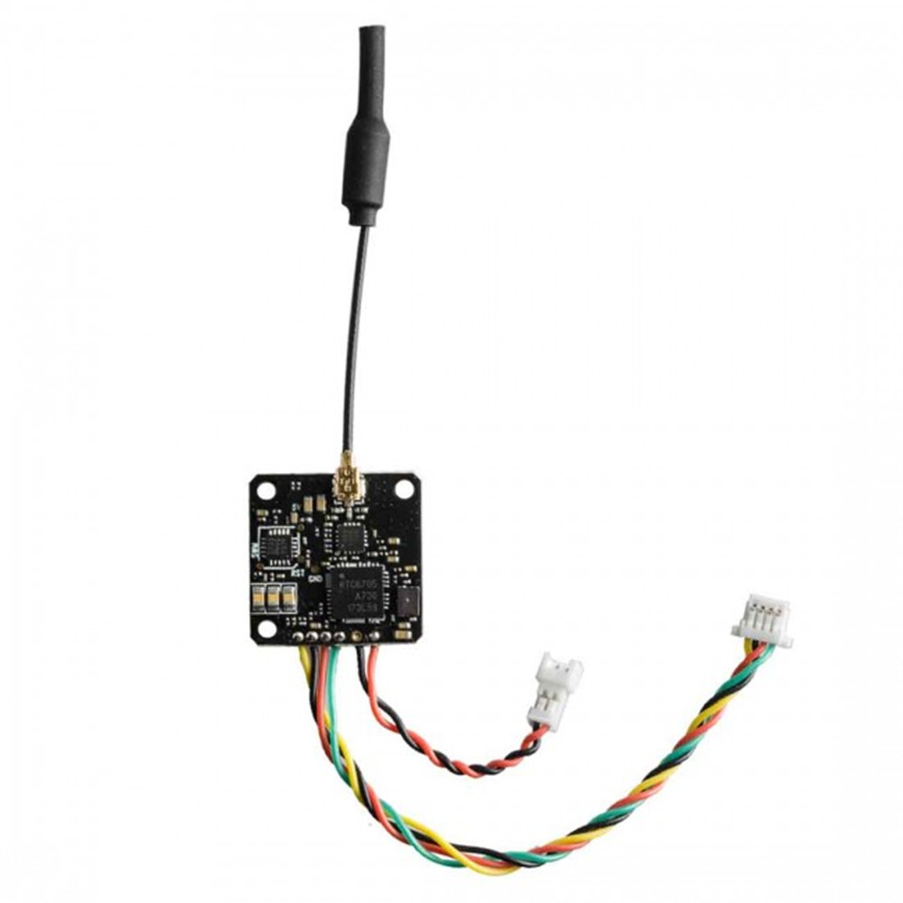 AKK FX5 5.8Ghz 40CH 25/100/200mW Switchable FPV Transmitter Built-in OSD for RC Drone