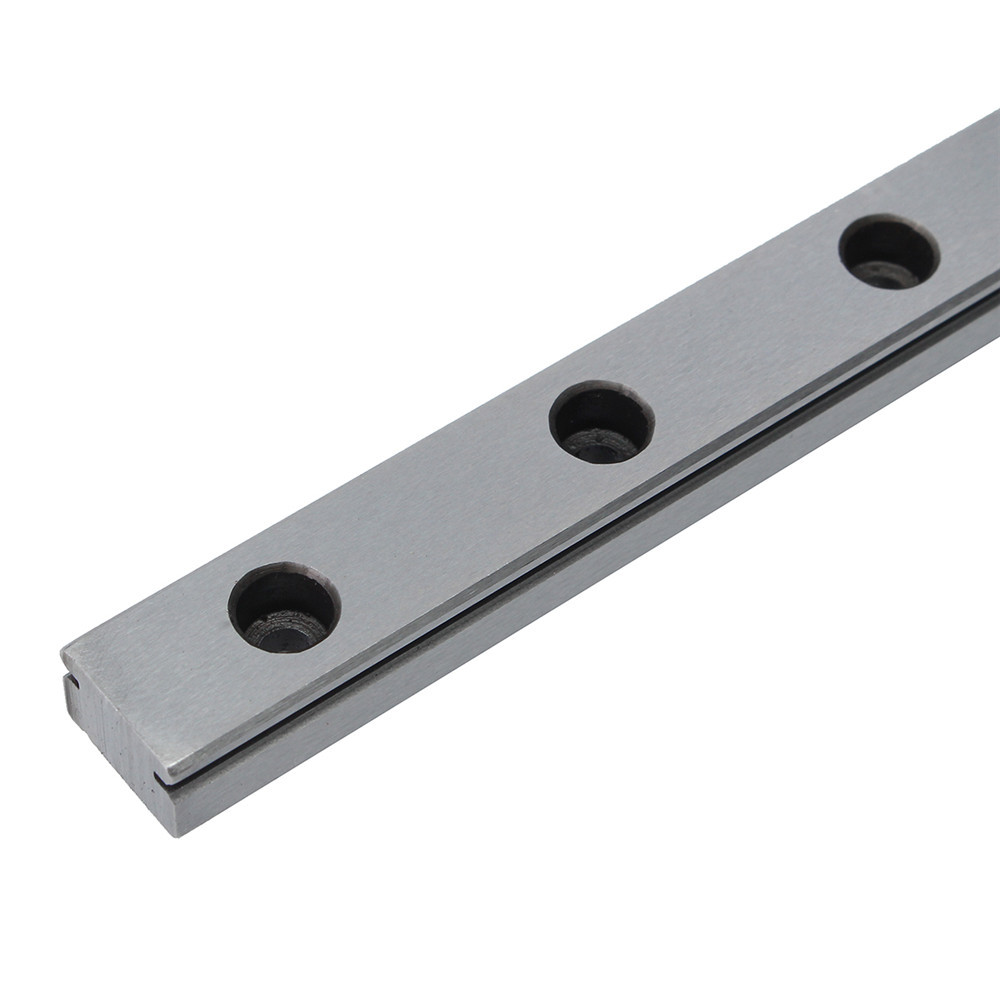 Machifit MGN12H 250/300/500/550mm Linear Rail Guide Linear Sliding Guide Block CNC Tool