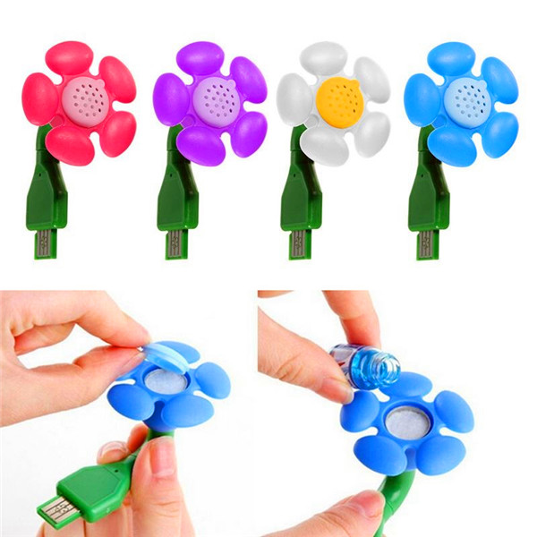 USB Mini Home/Car Aroma Therapy Humidifier Air Diffuser Purifier Atomizer