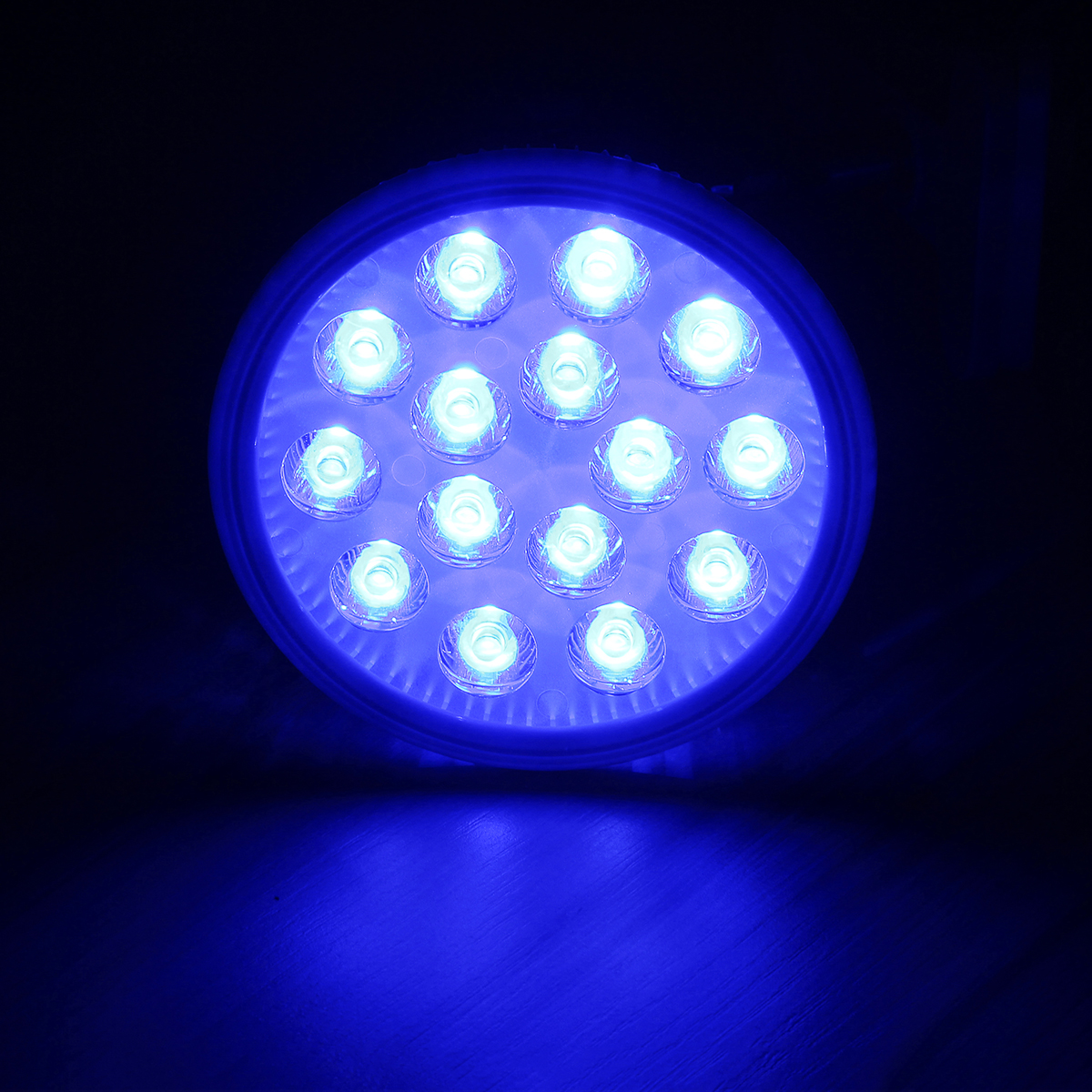15W 500LM Baby Care Neonatal Jaundice Phototherapy LED Blue Ray Light Lamp
