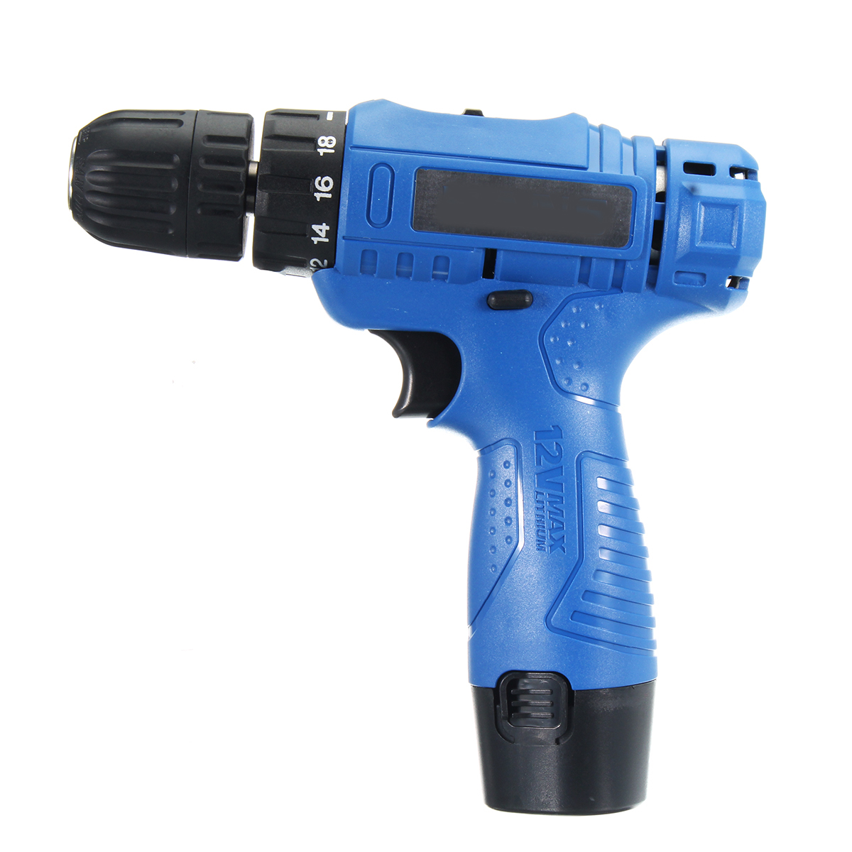 12v Rechargeable Cordless Drill Lithium Ion Battery