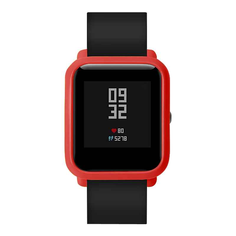 Urltra-Light Protective PC Watch Case For XIAOMI HUAMI AMAZF