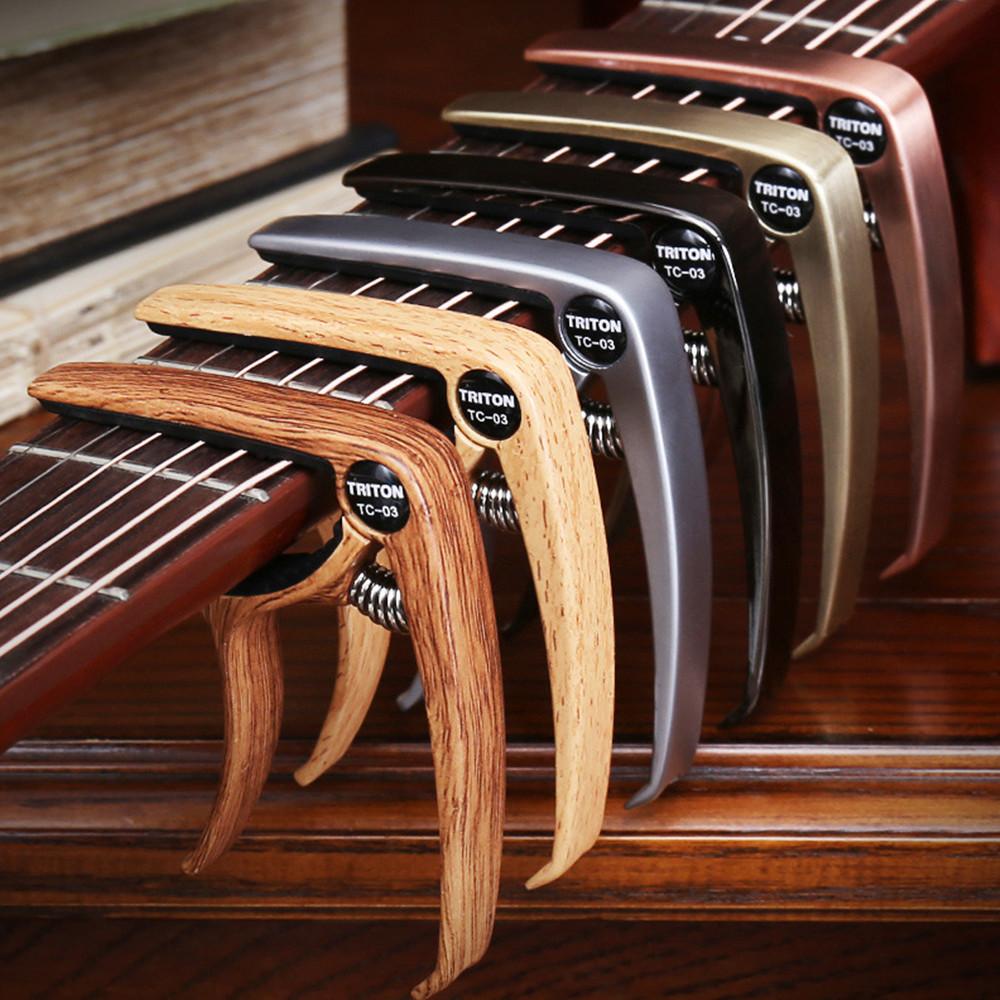 Aluminum Alloy Guitar Capo for Electric Acoustic Guitars