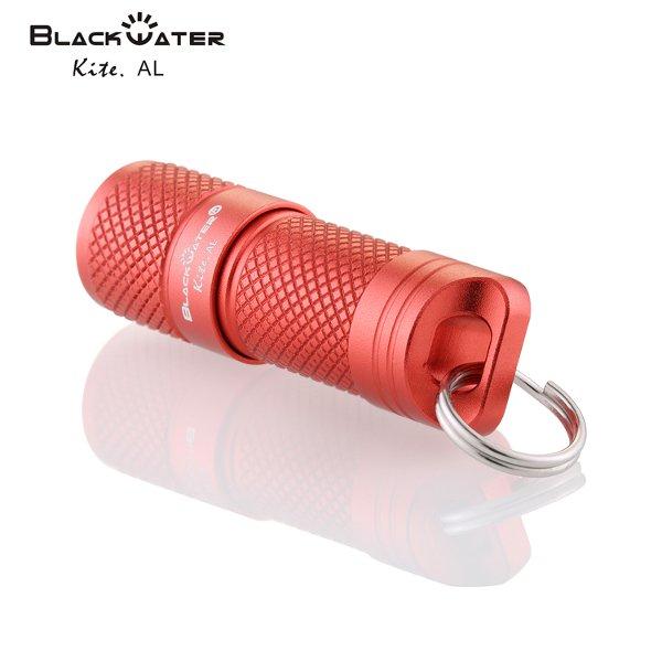 Black Water Kite.Al XP-G2 130LM USB Recharger Mini LED Flashlight