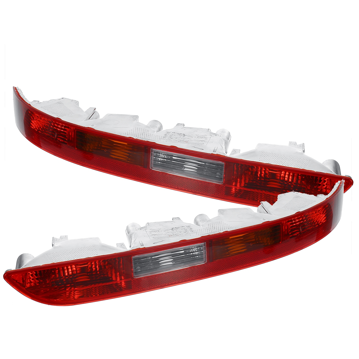 Car Taillight Rear Bumper Tail Light Cover Pair for Audi Q5 2.0T 2009-2016 8R0945096 8R0945095