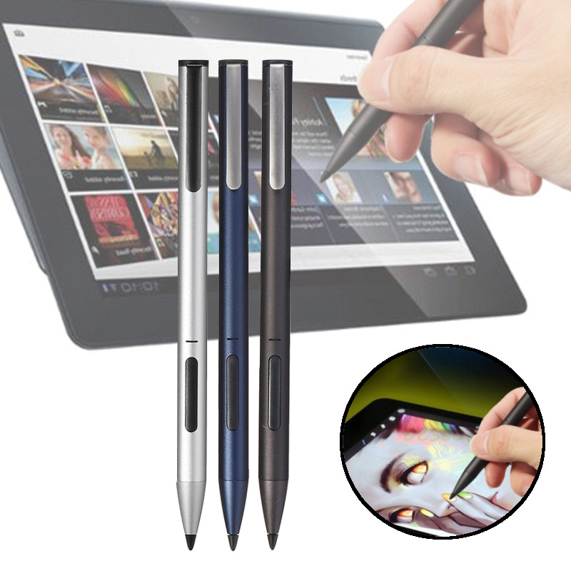 Active Rechargeable Pen Tablet Stylus 4096 Pressure For New Surface Pro