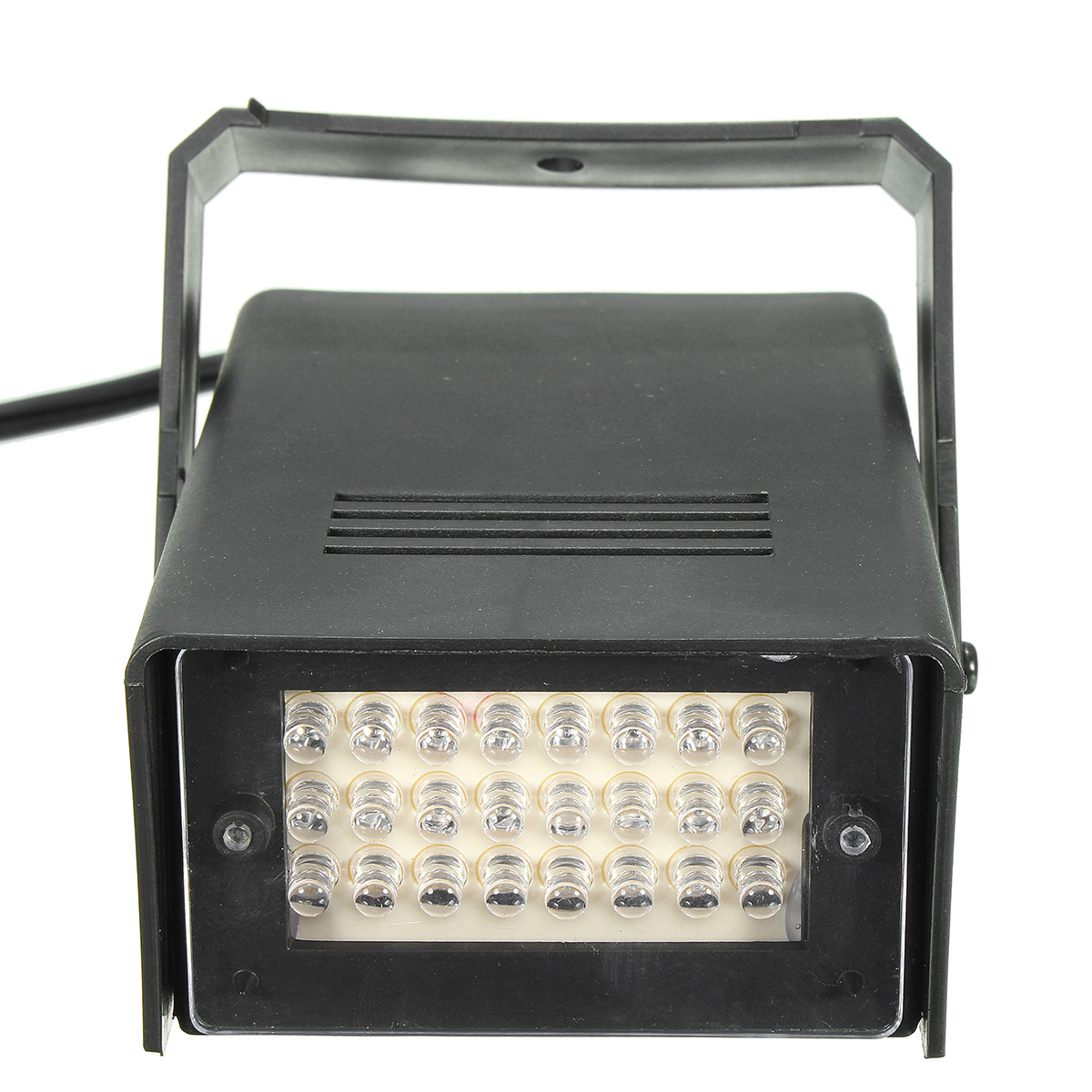 Mini 10W Strobe Light 24 LED Stage Light For DJ Disco Haunted House Xmas Party Lamp