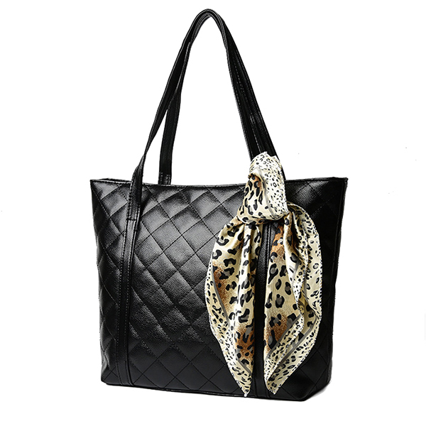 Women Large Capacity Elegant Business Handbag Shoulder Bag