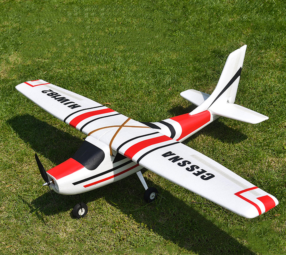 Cessna HJW 182 1200mm Wingspan EPS Trainer Beginner RC Airplane PNP