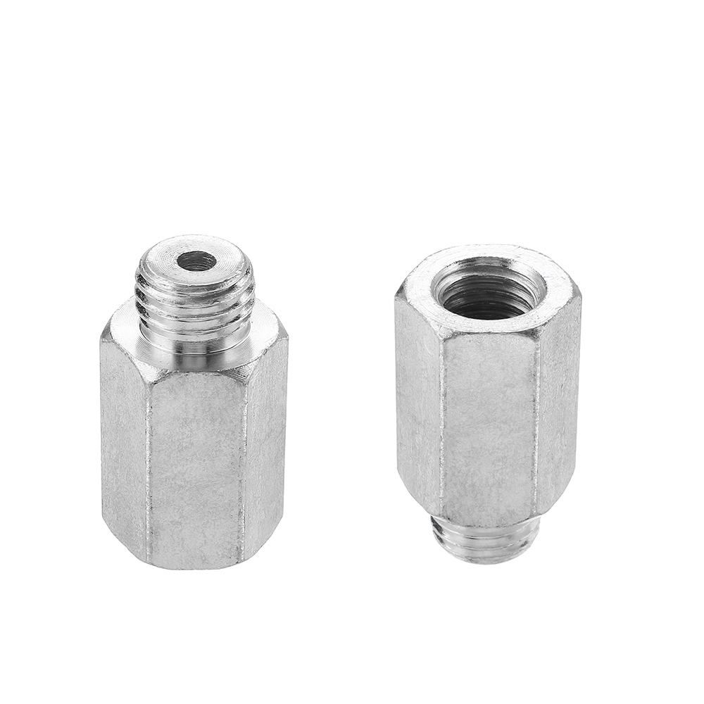 Effetool M16 Male To M14 Female Thread Connector Angle Grinder Adapter 22mm Shank Connecting Rod