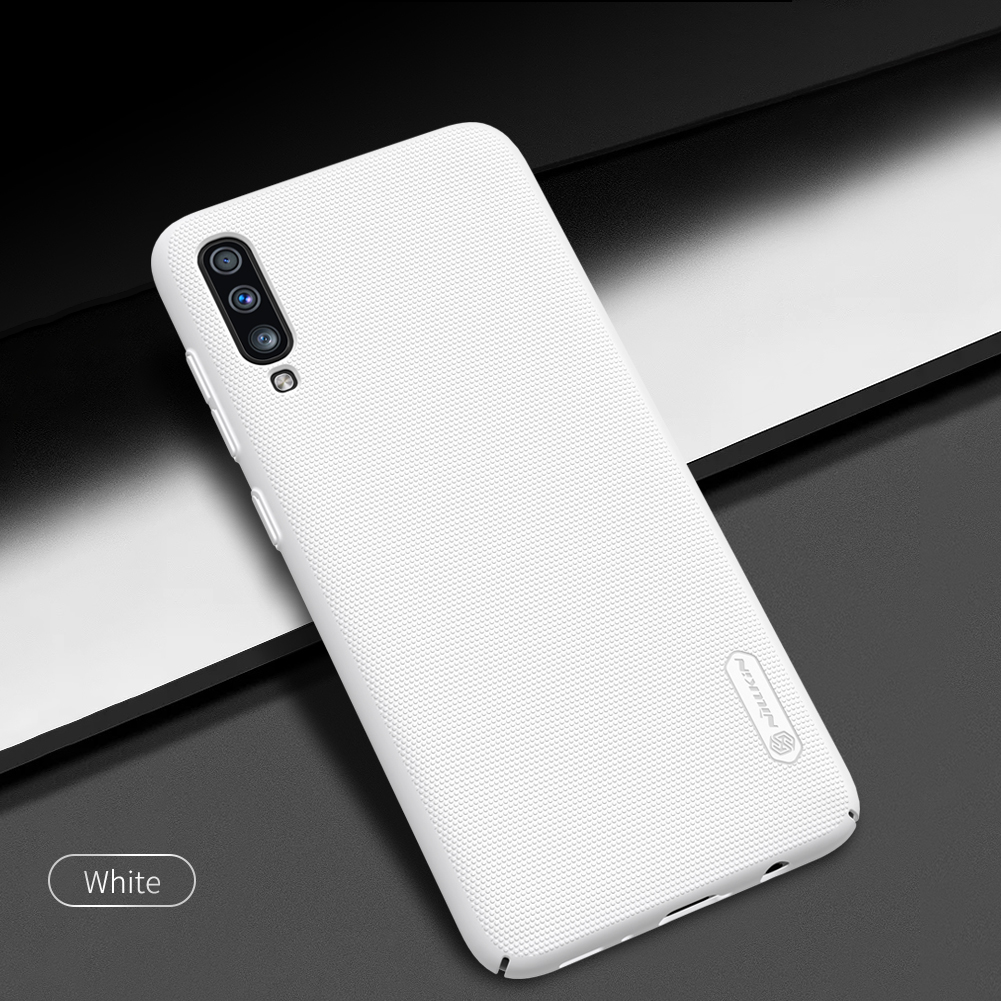 NILLKIN Frosted Scratchproof Protective Case For Samsung Galaxy A70 2019