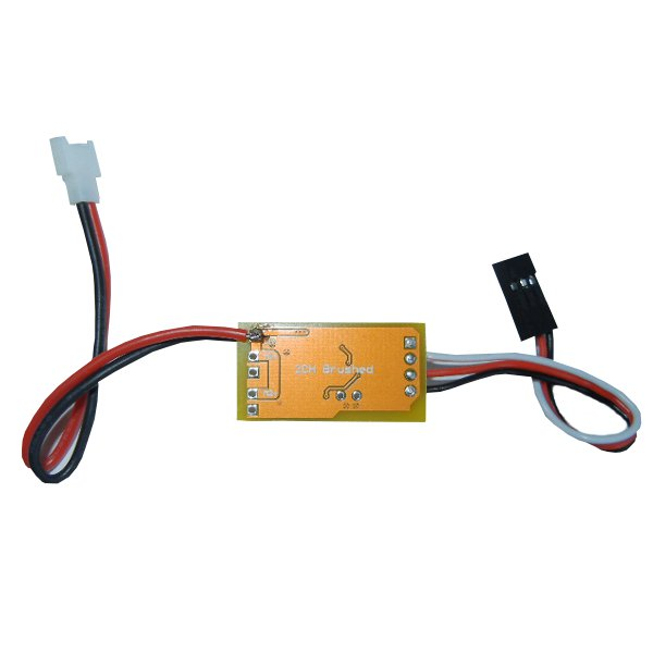 1S Dual Way Unidirectional PPM ESC For 130 N30 8520 720 Coreless Motor RC Airplane