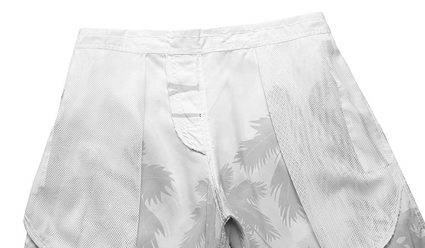 Summer Seaside Quick Drying Breathable Loose Casual Holiday Beach Shorts for Men