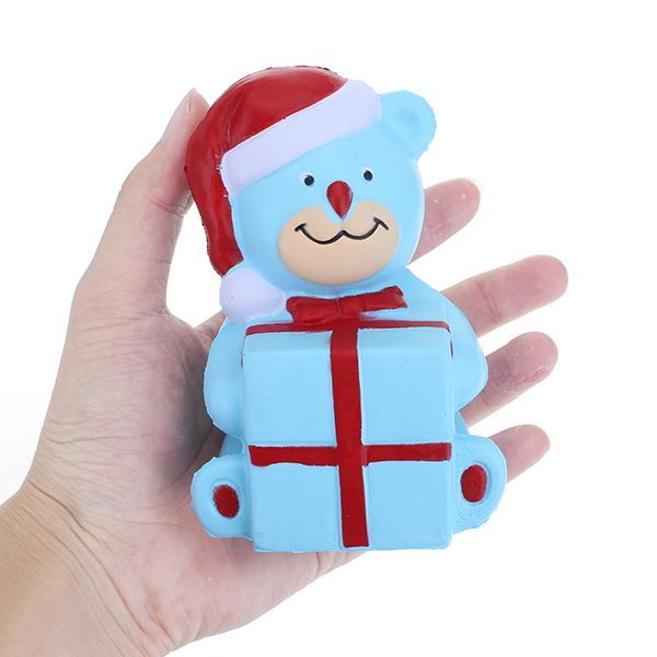SquishyFun Squishy Snowman Father Christmas Slow Rising With Packaging Collection Gift Decor