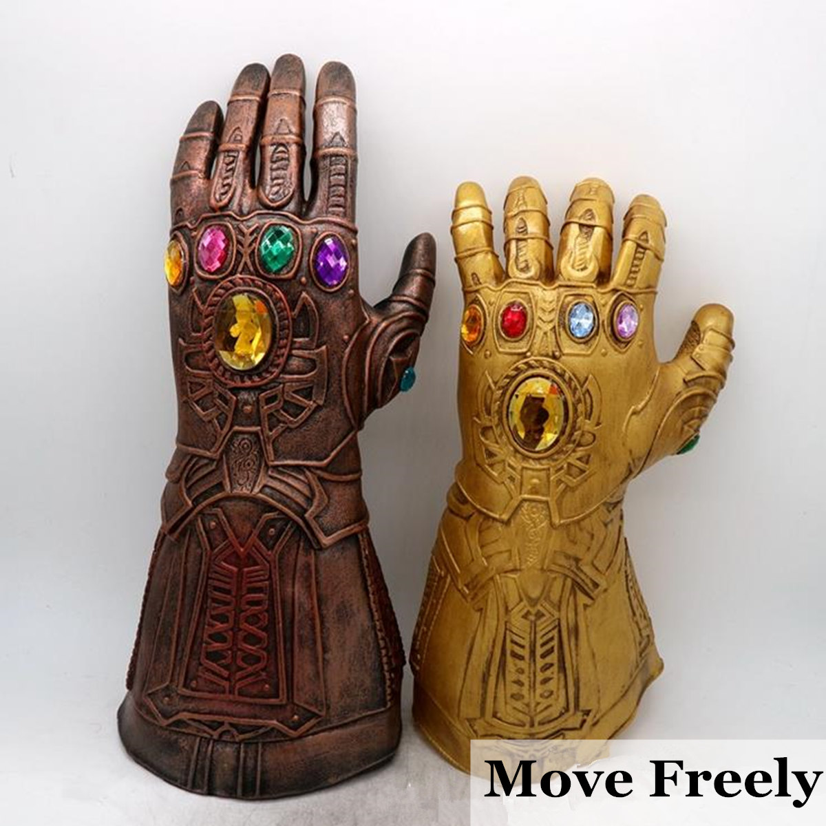 Thanos Infinity Gauntlet Glove Cosplay Infinity War The Avengers Costume