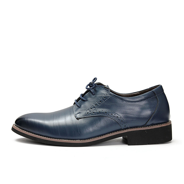 Business Men's Casual Lace Up Dress Shoes