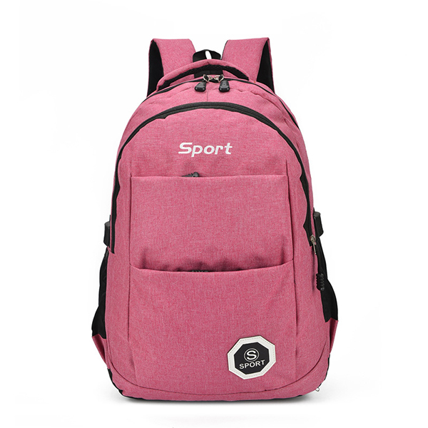 14 Inches Men Women Laptop Backpack Nylon Backpack