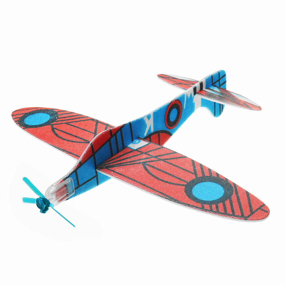 Hand Launch Throwing Flying Glider Planes Air Sailer Plane Toy Airplane Outdoor Play Toys