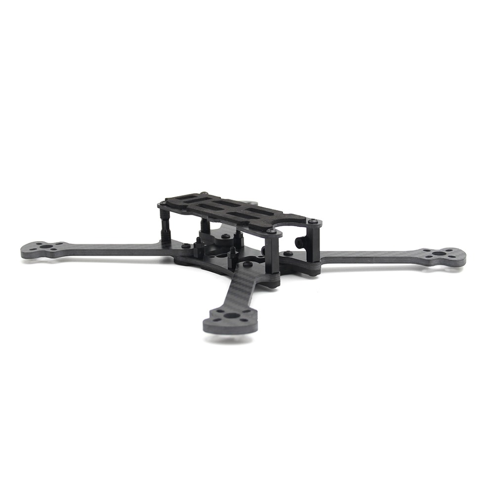 Mangoose 230mm Wheelbase 4mm Arm Thickness Carbon Fiber 5 Inch Frame Kit for RC Drone FPV Racing