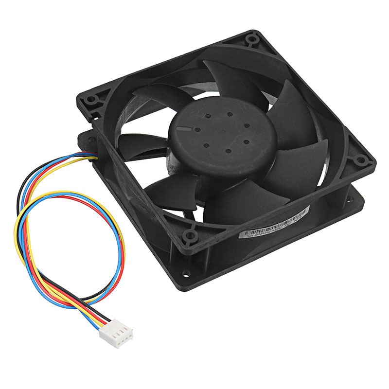120mm 4Pin DC 12V 6000RPM Two Ball Bearing CPU PC Cooler Cooling Fan Heat Dissipation