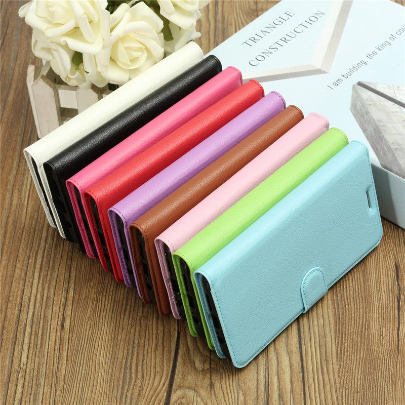 Magnetic Flip Leather Wallet Card Case Stand Cover For OnePlus 3/3T