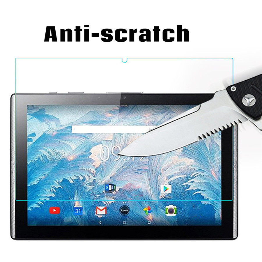 9H+ Tempered Glass Tablet Screen Protector For Acer Iconia One 10 B3-A40 10.1 Inch