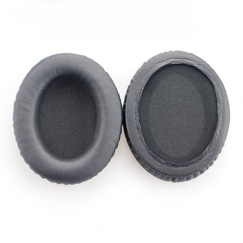 1 Pair Headphone Earpads Soft Cushion Replacement Protective Earpads for SOUL SL300 Headphone
