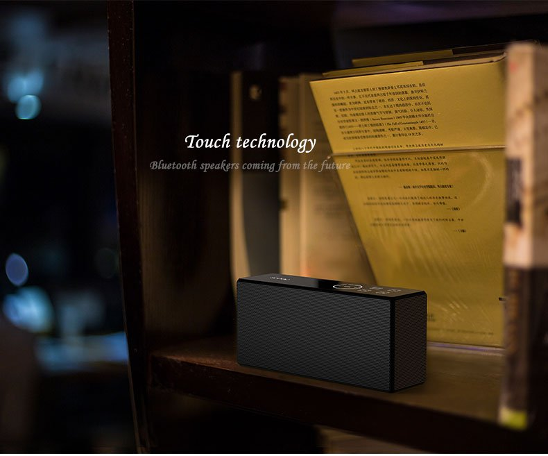 Sanag X8 Portable Wireless bluetooth Speaker Stereo Subwoofer FM Radio TF Card Handsfree Speaker