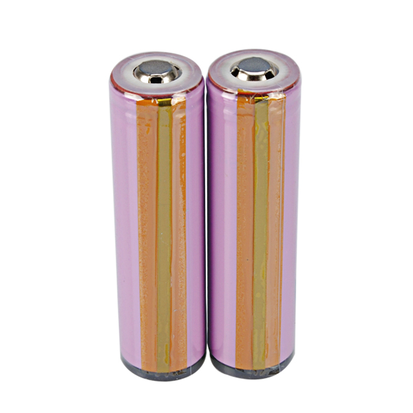 4pcs 3.7V ICR18650-26HM/FM 2600mah Button Top Protected 18650 Li-ion Battery