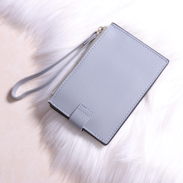 Women Stylish Hasp Card Holder Coin Bag Purse Clutch Bags