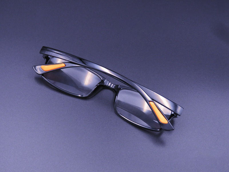 TR90 Portable Resin light Weight Black Reading Glass
