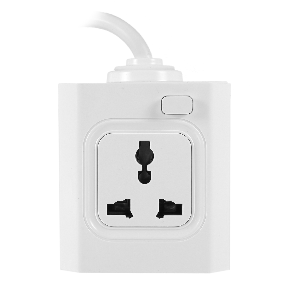 EU Universal Paragraph Cube with USB Total Control Charging Switch Socket 3M