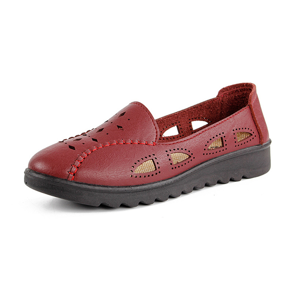 Breathable Soft Bottom Flat Shoes