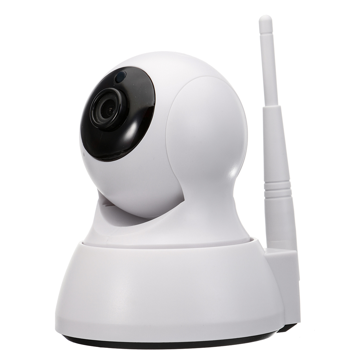 e98c1434b9a 720P Wifi IP Camera Home Security Camera 360 Degrees Panoramic Two-way Voice