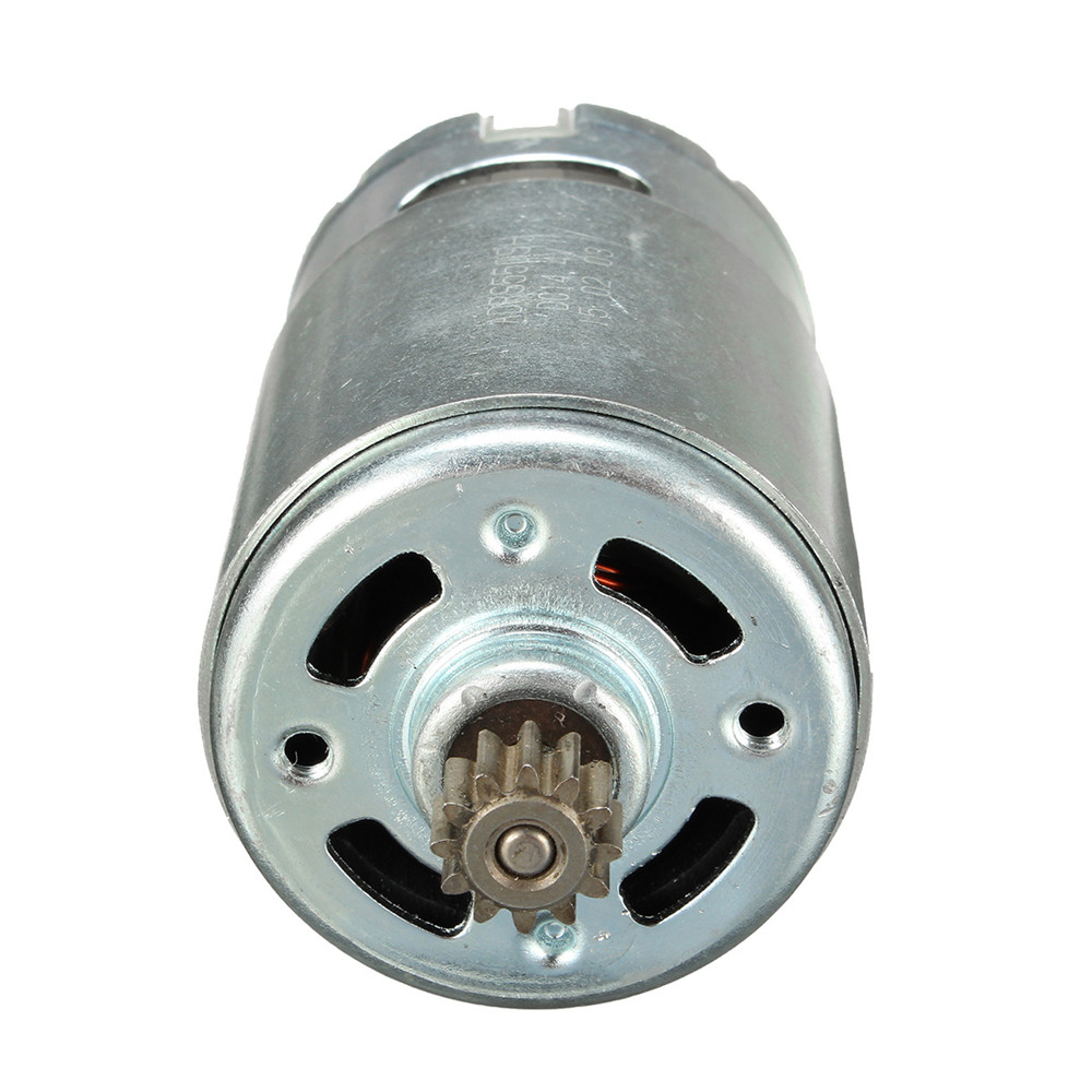 7.2/12/14.4/18V 12 Teeth Electric Gear Motor for Bosch