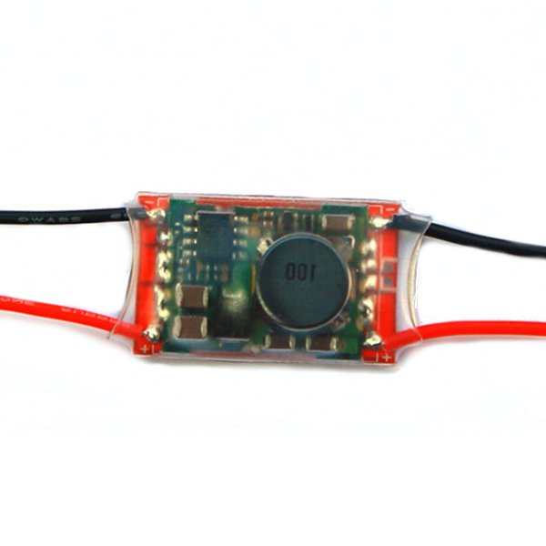 Ultralight UBEC-3A 5V 2-6S Reduction Voltage Module BEC For RC Airplane Multicopters