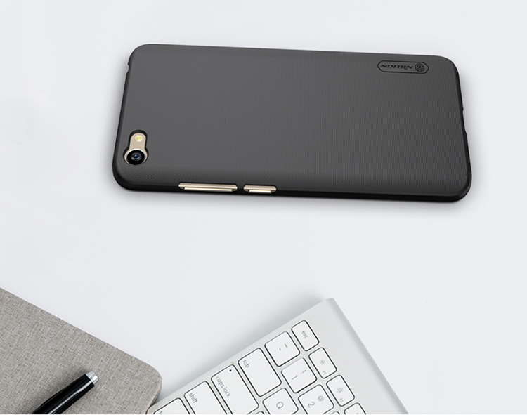 NILLKIN Frosted PC Hard Back Phone Case For Xiaomi Redmi Note 5A / Redmi Note 5A Global Edition