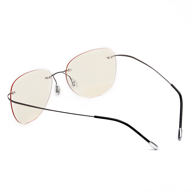 Radiation Protection Anti-fatigue Clear Lens Glasses