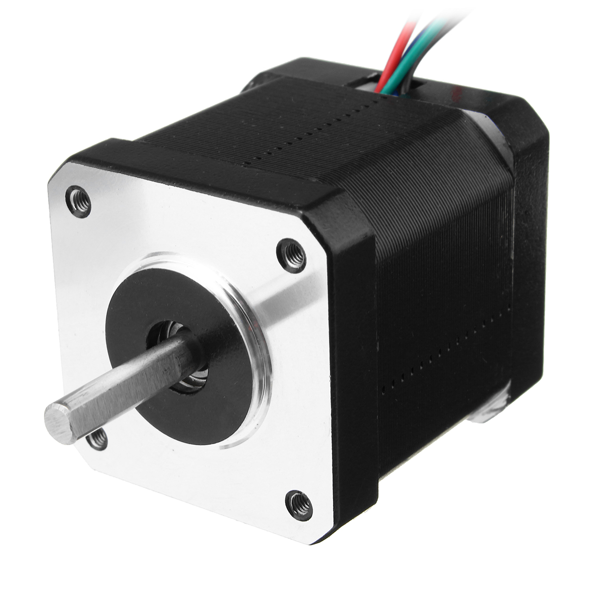 Nema17 59Ncm 2A 1.8°4-lead 48mm Stepper Motor For 3D Printer CNC