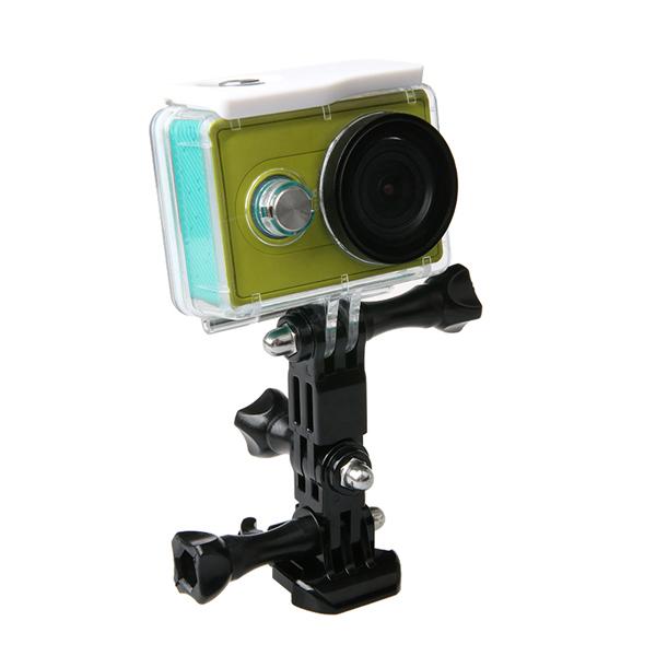 Universal Action Camera Tripod Adapter Convert Kit for Xiaomi Yi Gopro SJCAM 1/4inch Connector