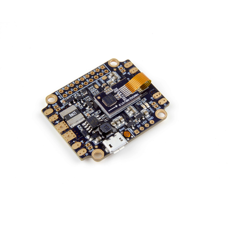 Holybro Kakute F4 AIO All in One V2 Flight Controller STM32 F405 MCU Integrated PDB OSD for RC Drone