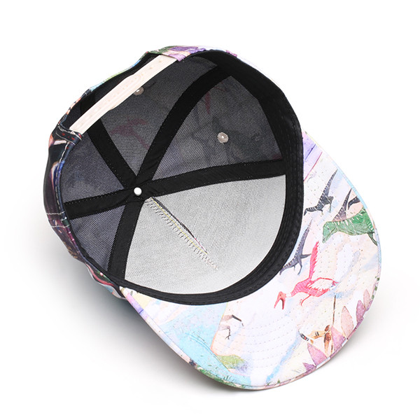 Unisex High Quality Printing Baseball Caps Peaked Hats