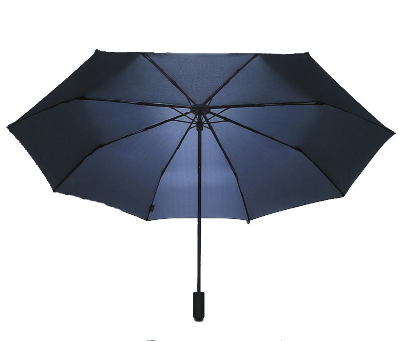 Xmund XD-HK3 Single/Double Layer Umbrella UPF50+ 2-3 People Portable Automatic Umbrella Camping Three Folding Sunshade