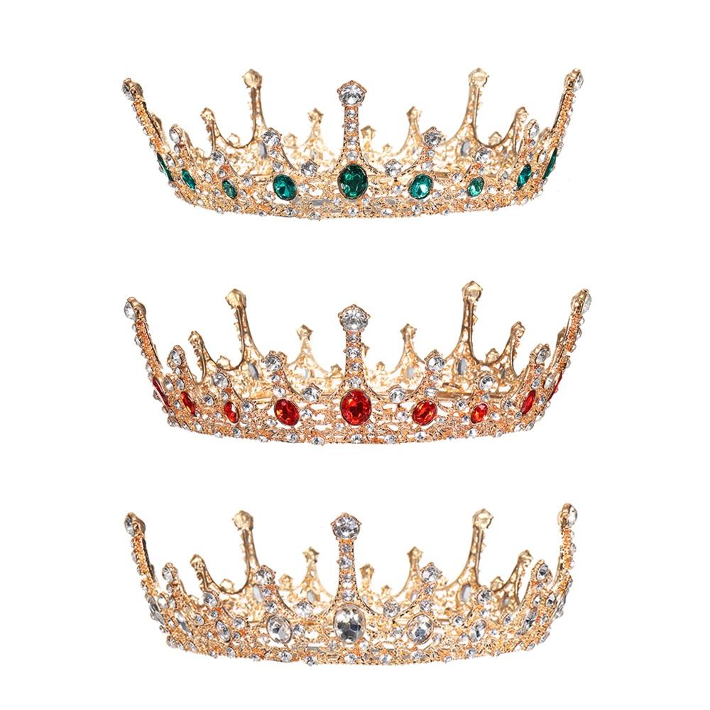 Wedding Bridal Princess Rhinestone Tiara Crown Headband