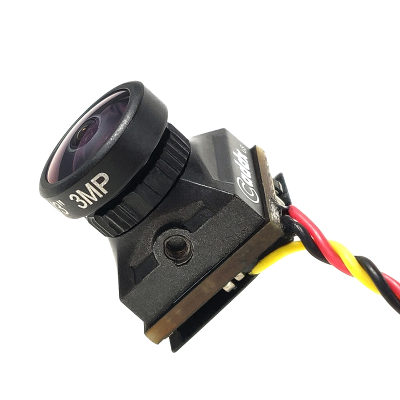 Caddx Turbo EOS2 1200TVL 2.1mm 160 Degree 1/3 CMOS 16:9 Mini FPV Camera NTSC/PAL For RC Drone