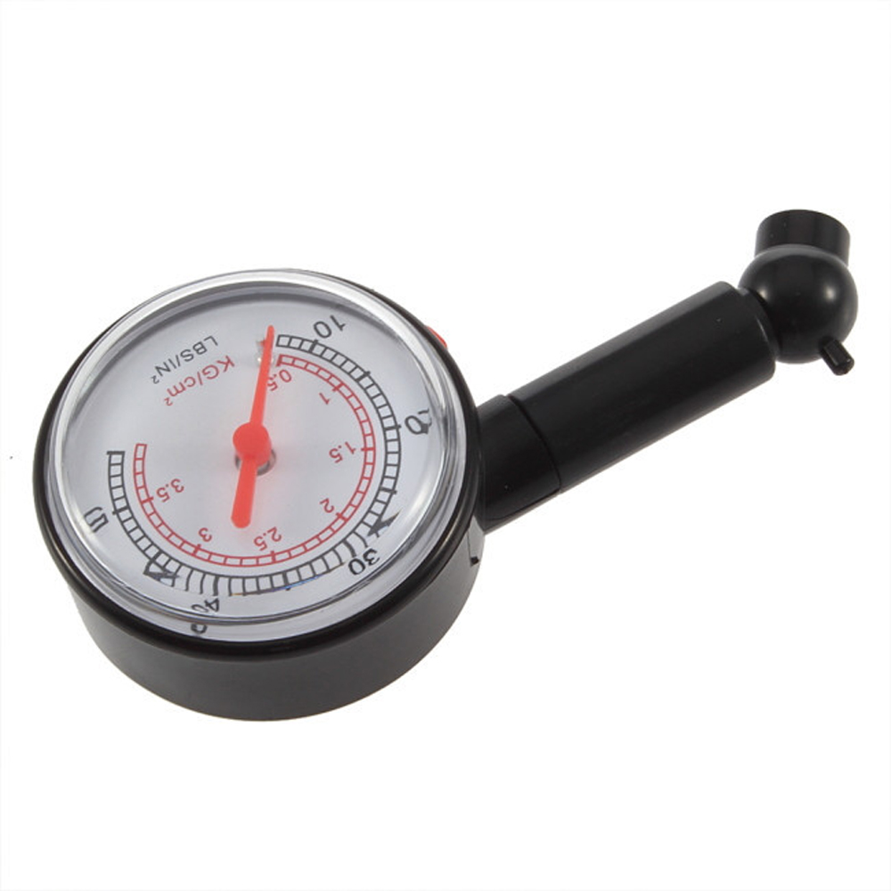 (0 - 50)PSI (0 - 3.5)BAR Dial Tire Pressure Gauge Meter Pressure Tyre Measurement Tool